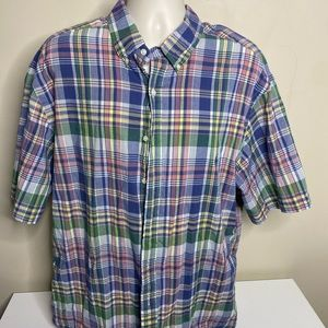 Polo Ralph Lauren short sleeve shirt size 2XLT
